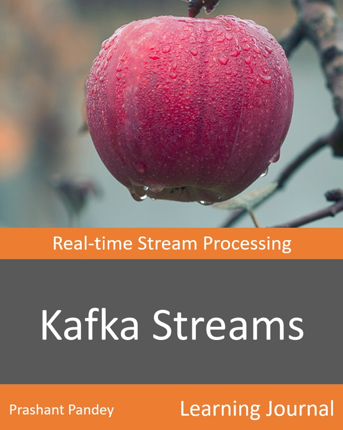 Kafka Streams Real-time Stream Processing